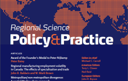 Regional Science Policy and Practice Block
