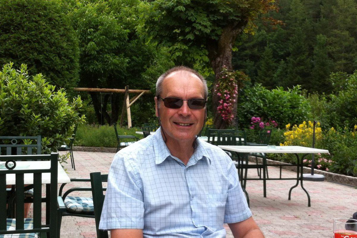 Bernard Fingleton