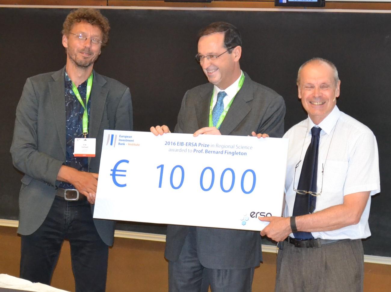 EIB_ERSA_Prize 2016