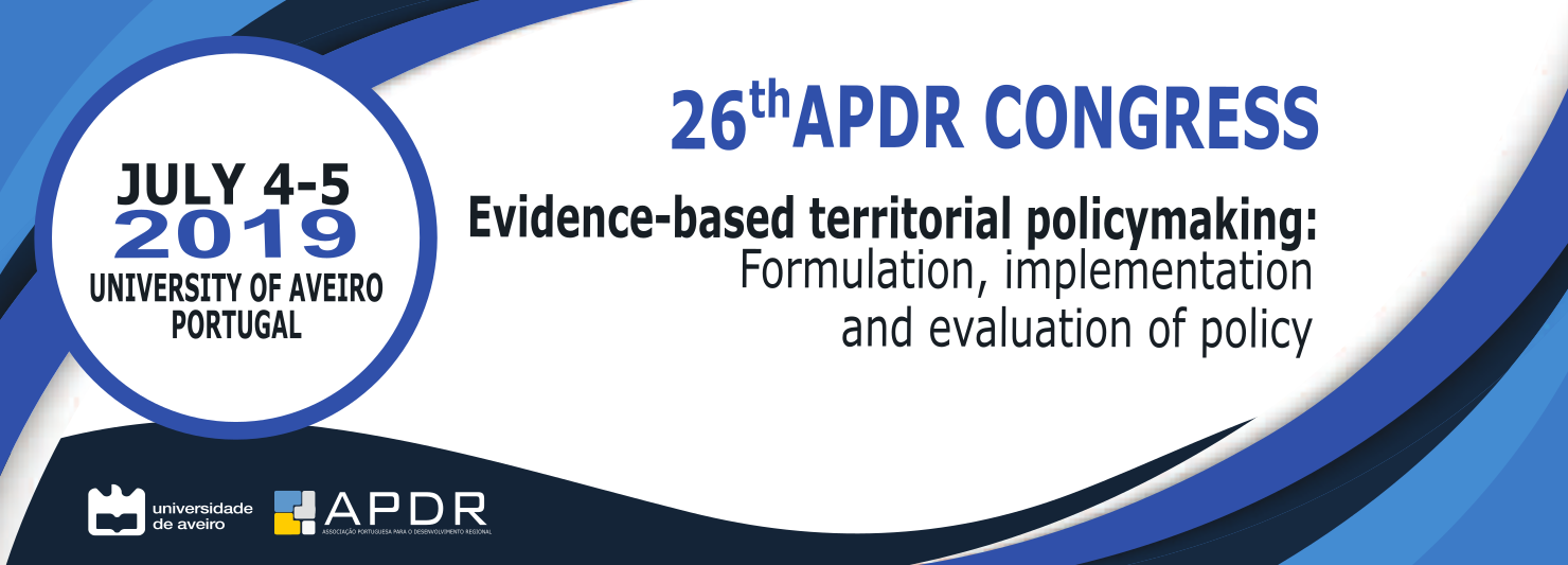 Portuguese Section: 26th APDR Congress