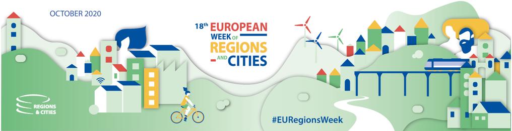 #EURegionsWeek 2020: University Webinar Series