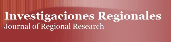 Investigaciones Regionales – Journal of Regional Research: Issue 49 published