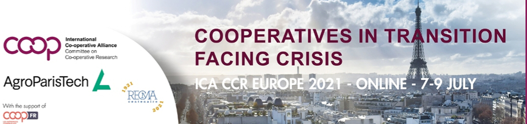 ICA CCR EUROPE 2021 Conference