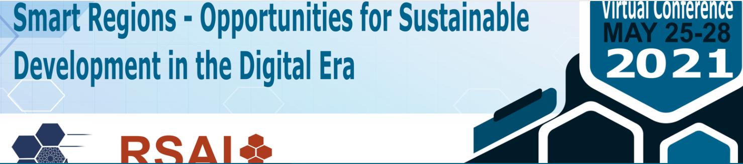 2021 RSAI World Congress